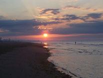 Sonne, Meer, Strand, Wolken