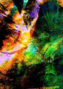 Himmel, Äste, Baum, Pflanzen