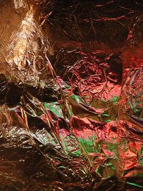 Farben, Licht, Alufolie, Fotografie