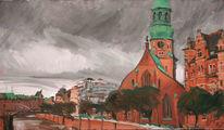 Katharinen, Hamburg, Kirche, Malerei