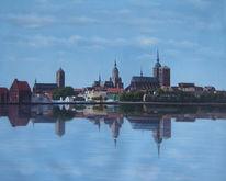 Stralsund, Malerei