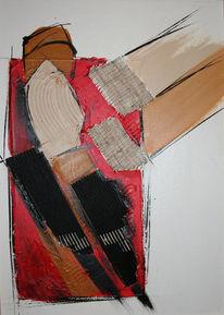 Malerei, Abstrakt, Bewegung