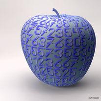 Digitale kunst, Apfel