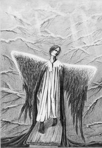 Tod, Myphology, Angel, Natur