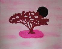 Zeichnungen, Pflanzen, Baum
