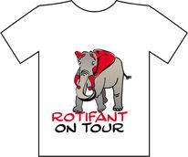 Bewegung, Tiere, Rot, Elefant