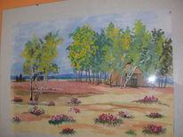Malerei, Heide
