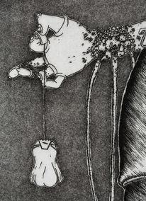 Suizid, Infusion, Medizin, Triptychon