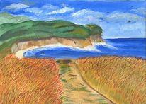 Malerei, Bucht