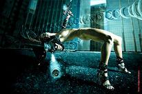 Akt matrix, Akt, Matrix, Fotografie
