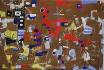 Malerei, Abstrakt, Forschung