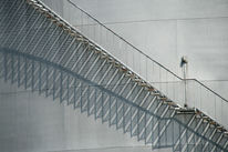Fotografie, Architektur, Schattenspiel