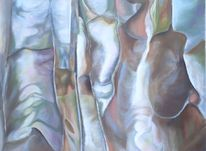 Räumlichkeit, Ölmalerei, Blickwinkel, Malerei