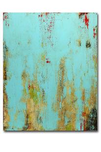 Acrylmalerei, Wand, Malplatte, Malerei