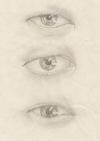 Augen, Emotion, Blick, Gefühl