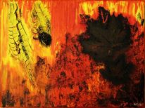 Malerei, Abstrakt, Lebensfreude