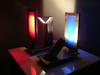 Lichtinstallation, Objektleuchte, Lampe, Lichtobjekt