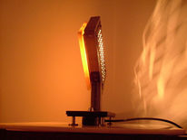 Lichtobjekt, Lampe, Lichtinstallation, Objektleuchte