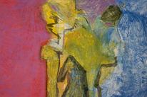 Expressionismus, Abstrakt, Malerei,