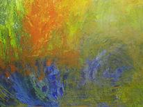 Abstrakt, Expressionismus, Malerei, Hommage