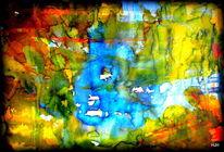 Malerei, Lagune