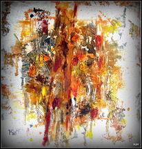 Malerei, Blätter