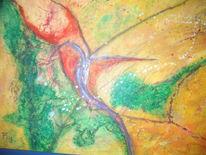 Farben, Fragil, Sommer, Malerei