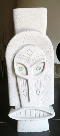 Kunsthandwerk, Maske