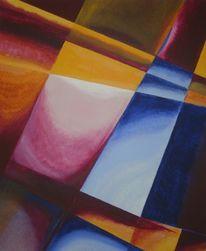 Konstruktivismus, Suprematismus, Futurismus, Malerei