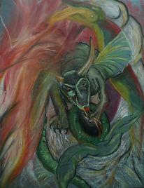 Zeichnung, Kreide, Pastellmalerei, Malerei