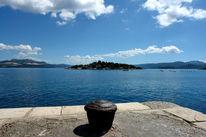 Meerblick, Landschaft, Kroatien, Reise