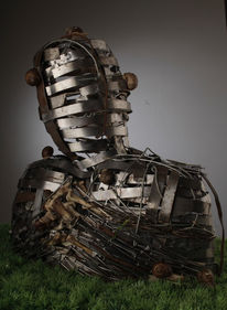 Altermodern, Gegenwartskunst, Skulptur, Kunsthandwerk