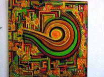 Sinn, Leben, Unsinn, Malerei