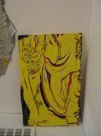 Gelb, Malerei, Abstrakt