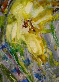 Narzissen, Blüte, Gelb, Frühling
