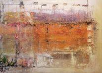 Elemente, Abstrakt, Expressionismus, Verwandlung