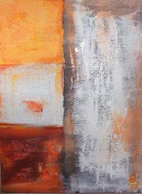 Malerei, Abstrakt,