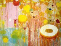 Malerei, Sommertag
