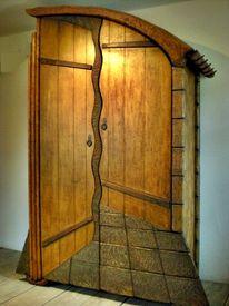Naturdesign, Schrank, Holz, Selbstbestimmung