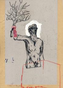Baum, Figur, Zeichnungen, Pflanzen