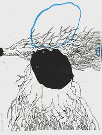 Baum, Zeichnungen, Pflanzen