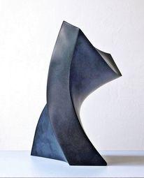 Schwingung, Skulptur, Bewegung, Drehung