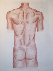 Zeichnungen, Rücken