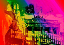 Stadt, Andy warhol, Ausstellung, Lichtenstein