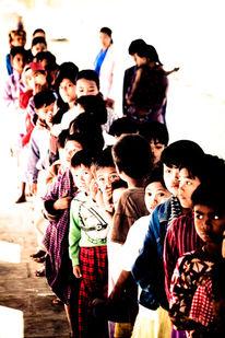 Birma, Farben, Kinder, Menschen