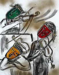 Zeichnungen, Trio