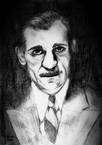 Pate, Portrait, Mafia, Mafiosi