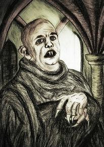 Abt, Mönch, Nachtgebet, Vampir