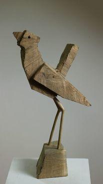 Vogel, Dekoration, Design, Skulptur