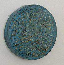 Figurative kunst, Gemälde, Keramik, Acrylmalerei